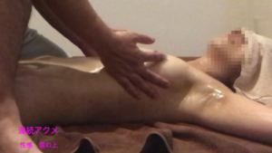 乳首弾き性感画像