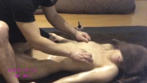 エロ乳首マッサージ画像